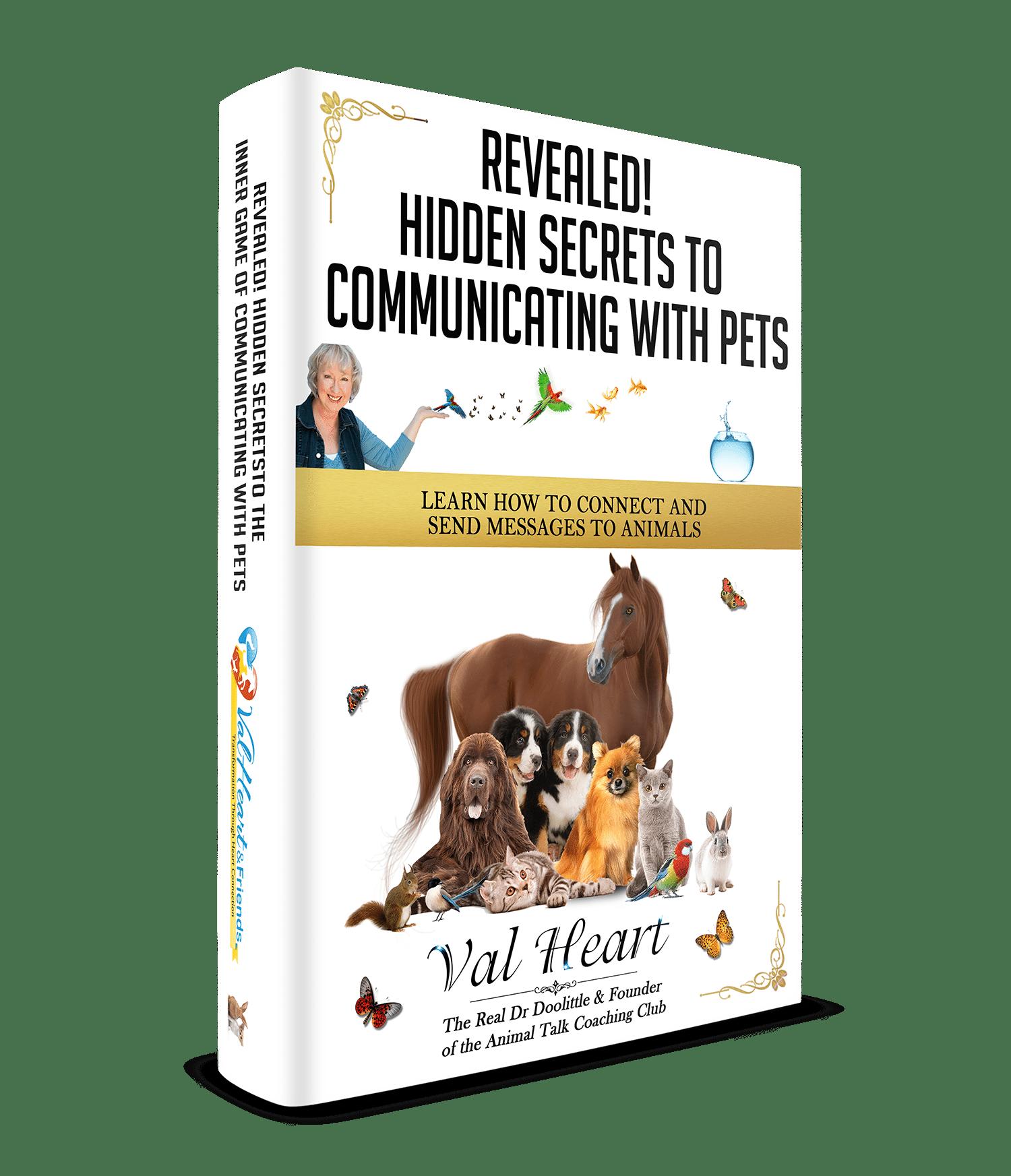 The Animal Whisperer | Pet Communicator | Talk To Animals