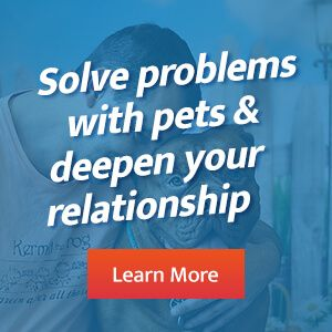 Solve Problems with Your Pet